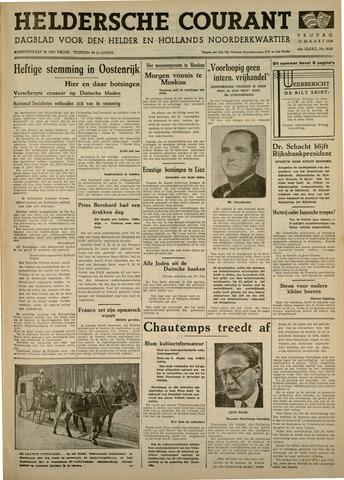 Heldersche Courant 1938-03-11
