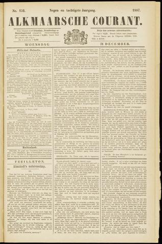 Alkmaarsche Courant 1887-12-21