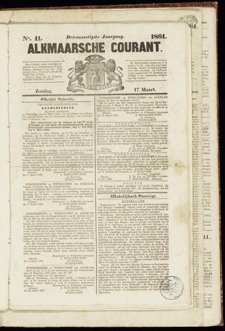 Alkmaarsche Courant 1861-03-17