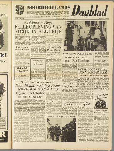 Noordhollands Dagblad : dagblad voor Alkmaar en omgeving 1959-06-12