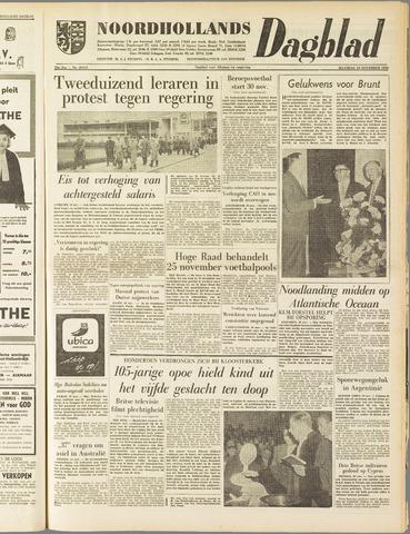 Noordhollands Dagblad : dagblad voor Alkmaar en omgeving 1958-11-10