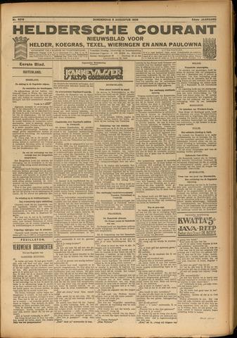 Heldersche Courant 1926-08-05