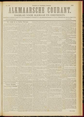 Alkmaarsche Courant 1918-06-06