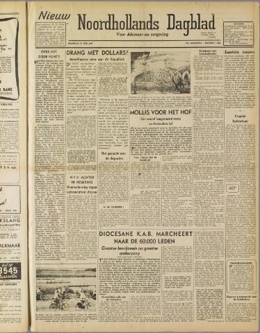 Nieuw Noordhollandsch Dagblad : voor Alkmaar en omgeving 1947-06-30