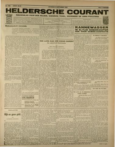 Heldersche Courant 1932-09-10
