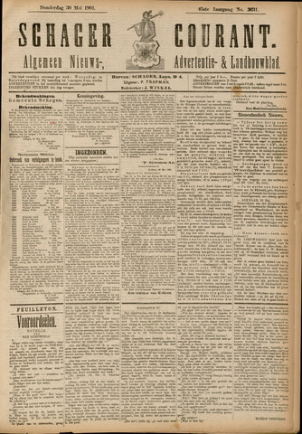 Schager Courant 1901-05-30