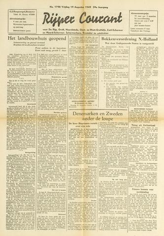 Rijper Courant 1949-08-19