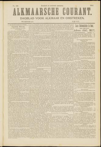 Alkmaarsche Courant 1914-07-08