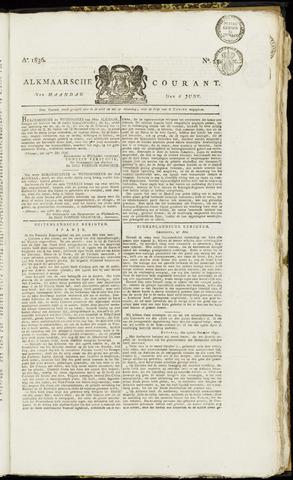 Alkmaarsche Courant 1836-06-06