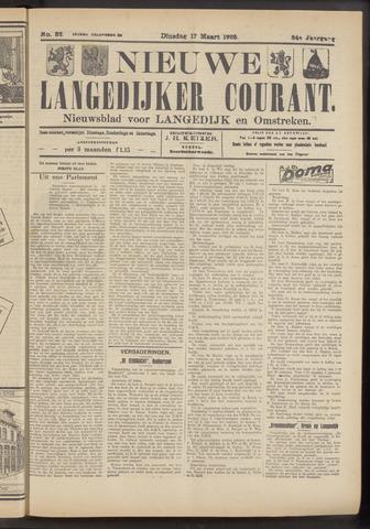 Nieuwe Langedijker Courant 1925-03-17