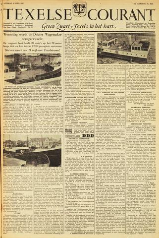 Texelsche Courant 1952-04-26