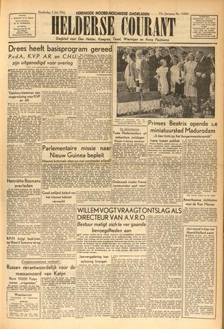 Heldersche Courant 1952-07-03