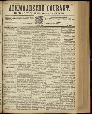 Alkmaarsche Courant 1928-04-02