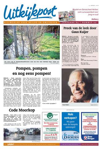 Uitkijkpost : nieuwsblad voor Heiloo e.o. 2018-01-10