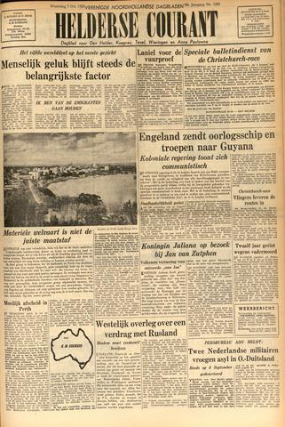 Heldersche Courant 1953-10-07