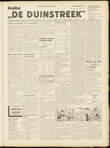De Duinstreek 1965-04-22