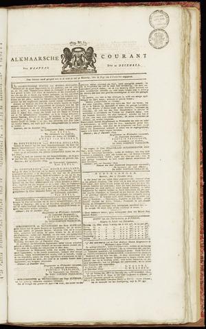 Alkmaarsche Courant 1829-12-21