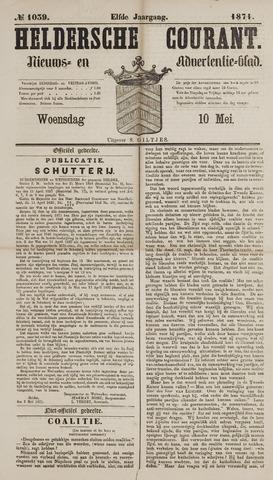 Heldersche Courant 1871-05-10