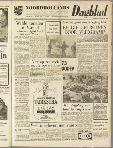 Noordhollands Dagblad : dagblad voor Alkmaar en omgeving 1961-02-16