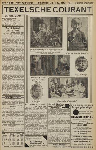 Texelsche Courant 1931-11-28