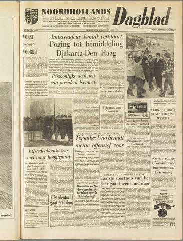 Noordhollands Dagblad : dagblad voor Alkmaar en omgeving 1961-12-29