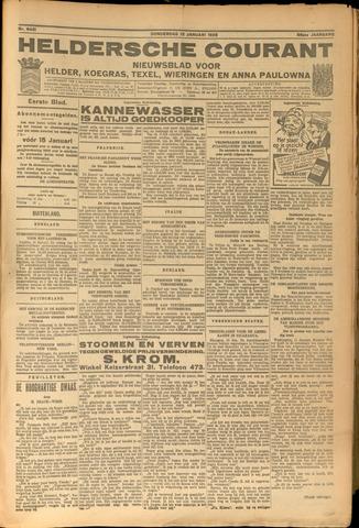 Heldersche Courant 1928-01-12