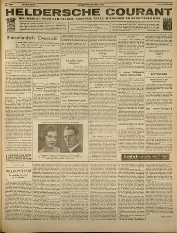 Heldersche Courant 1935-04-25