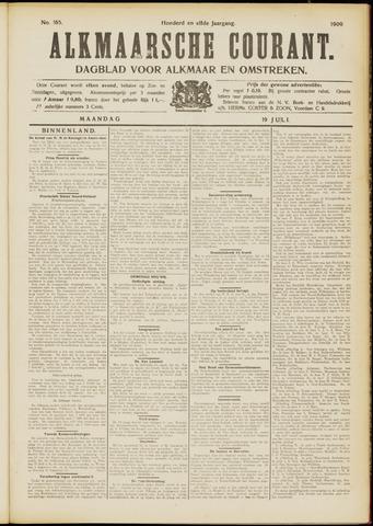 Alkmaarsche Courant 1909-07-19
