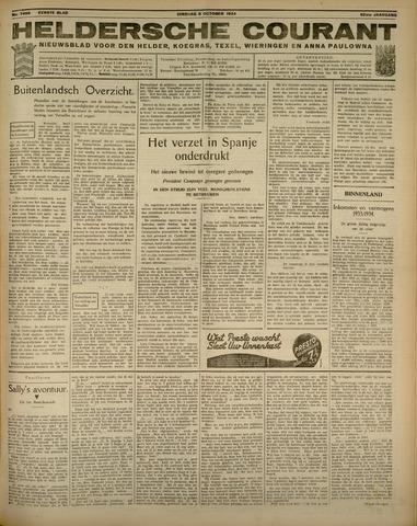 Heldersche Courant 1934-10-09