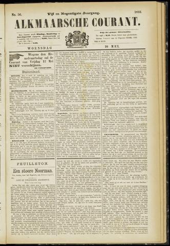 Alkmaarsche Courant 1893-05-10