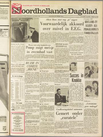 Noordhollands Dagblad : dagblad voor Alkmaar en omgeving 1964-07-17