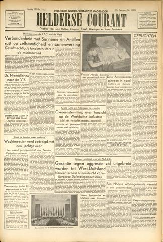 Heldersche Courant 1952-02-19