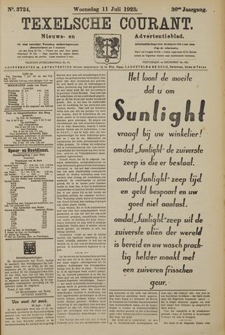 Texelsche Courant 1923-07-11