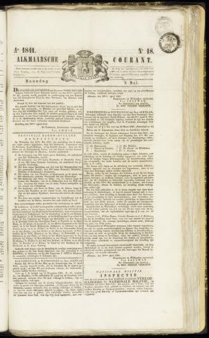 Alkmaarsche Courant 1841-05-03