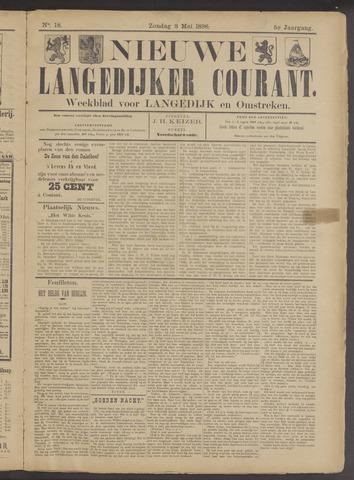 Nieuwe Langedijker Courant 1896-05-03