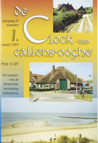 De Clock van Callens-Ooghe 2002