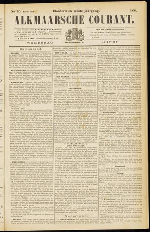 Alkmaarsche Courant 1899-06-14