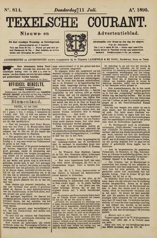 Texelsche Courant 1895-07-11