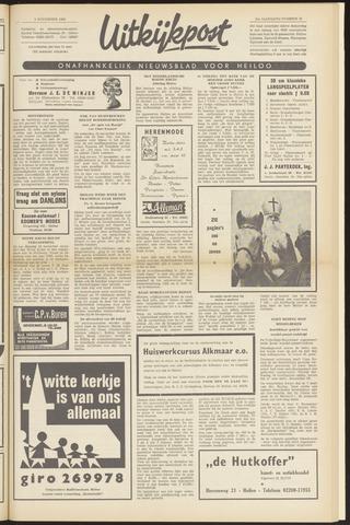 Uitkijkpost : nieuwsblad voor Heiloo e.o. 1964-11-05