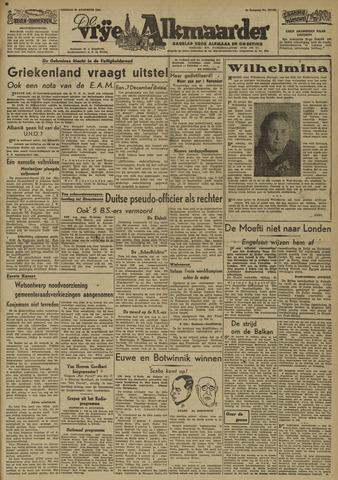 De Vrije Alkmaarder 1946-08-30