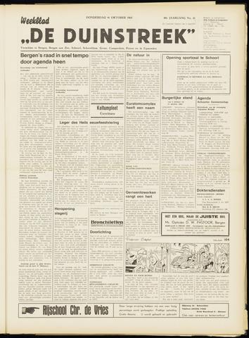 De Duinstreek 1965-10-14