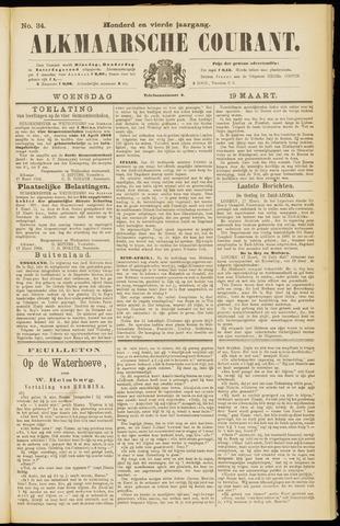 Alkmaarsche Courant 1902-03-19