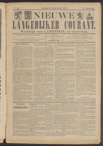Nieuwe Langedijker Courant 1897-09-26