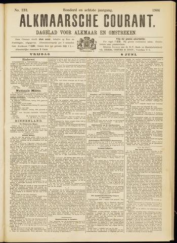 Alkmaarsche Courant 1906-06-08