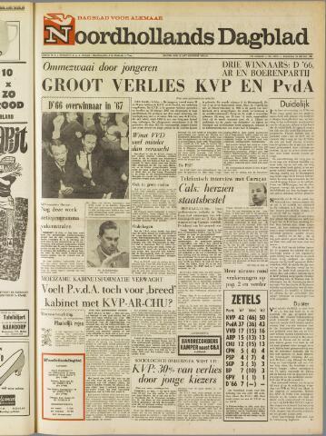 Noordhollands Dagblad : dagblad voor Alkmaar en omgeving 1967-02-16