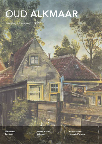 Oud Alkmaar 2017-04-01