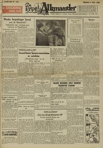 De Vrije Alkmaarder 1948-10-08
