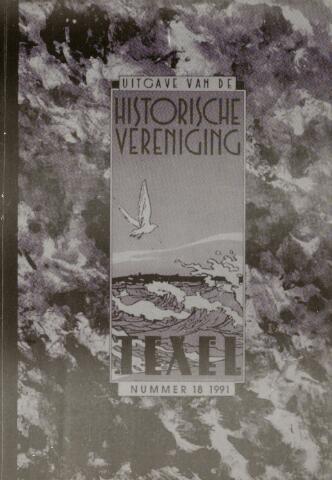 Uitgave Historische Vereniging Texel 1991-04-01