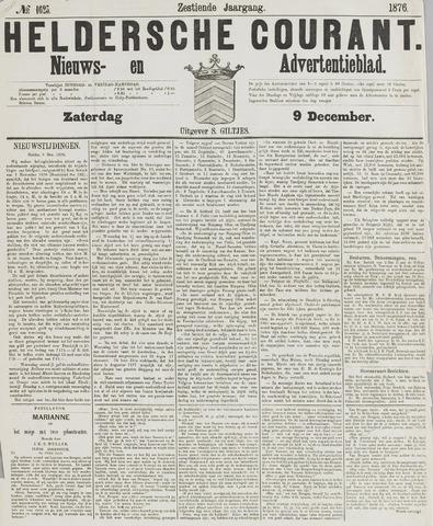 Heldersche Courant 1876-12-09