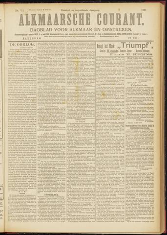 Alkmaarsche Courant 1917-05-12